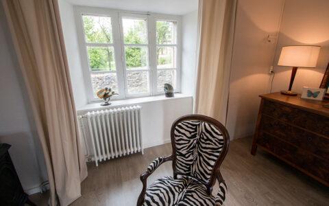 Chambres d'Hôtes les Terrasses St Régis (intérieur)